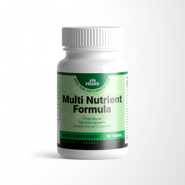 Life Health Multi Nutrient Formula (Special Offer Twin Pack - Save 50%!!!)